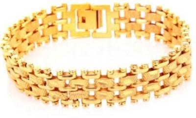 Marwal Alloy Yellow Gold Bracelet