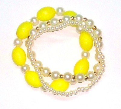 Laron Handicrafts Acrylic Bracelet Set