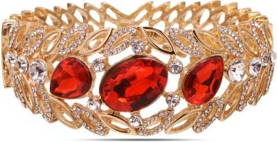 Sparkle Street Alloy, Acrylic Bracelet