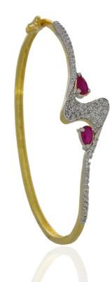 Anuradha Art Copper 18K Yellow Gold Bracelet