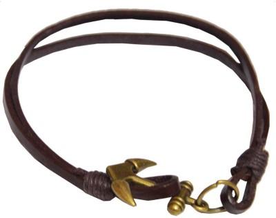 Men Style Leather Bracelet Set