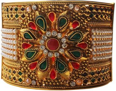 moKanc Copper Crystal Cuff