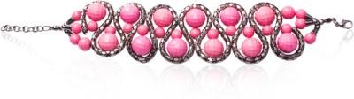 Sparkle Street Metal Bracelet