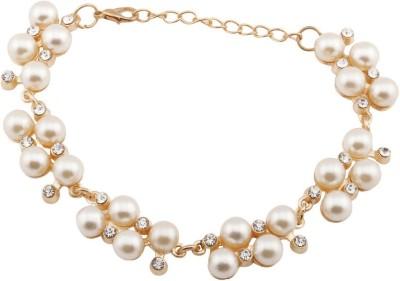 RIANZ Alloy, Crystal Bracelet
