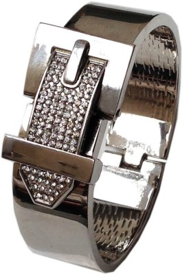 Grace Fashion Villa Alloy Zircon Platinum Bracelet