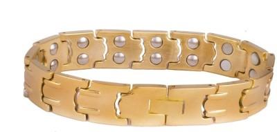 Anvi Jewellers Brass 22K Yellow Gold Bracelet