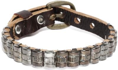 Roadster Stone Crystal Enamel Bracelet