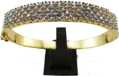 Bharat Sales Copper Cubic Zirconia Bracelet