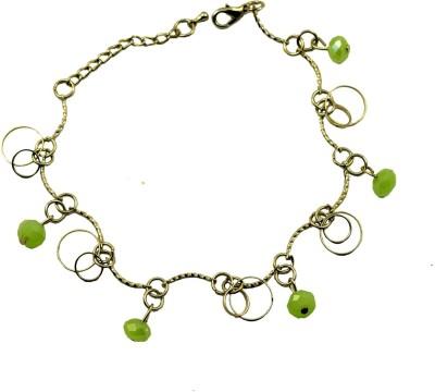 Suvini Alloy Charm Bracelet