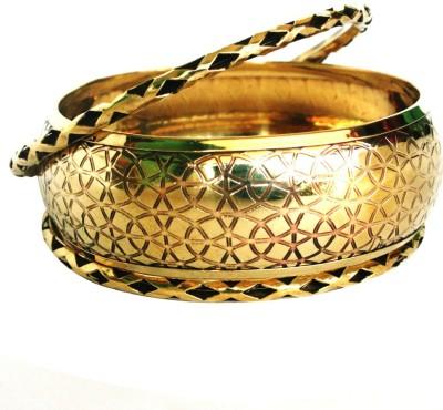 Gajraula Crafts Alloy Bangle Set