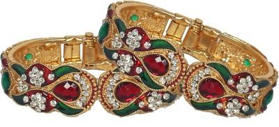Jewels Gehna Alloy Cubic Zirconia Brass Kada