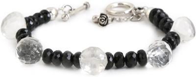DG Crystal Crystal, Spinel Charm Bracelet