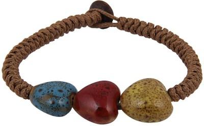 Jewelizer Fabric Bracelet