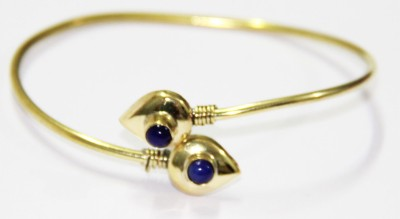 SR Crafts Brass Silver Bracelet at flipkart