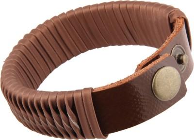 Tech Fashion Leather Bracelet