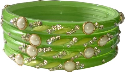 Mann Retails Glass Bangle Set