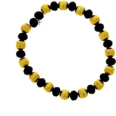 Anuradha Art Metal 18K Yellow Gold Bracelet