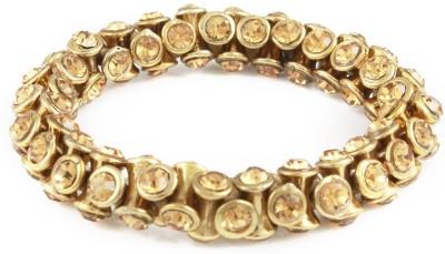 The Art Jewellery Alloy Yellow Gold Bracelet