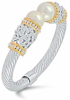 VelvetCase Silver Bracelet