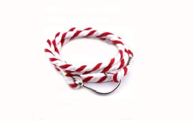 24Accessories Cotton Dori, Metal Bracelet