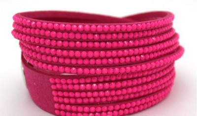 Amour Leather Bracelet