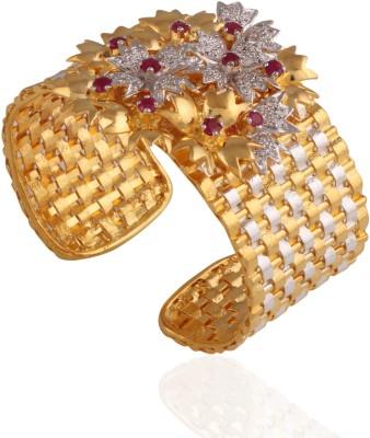 Heena Jewellery Copper Copper Cuff