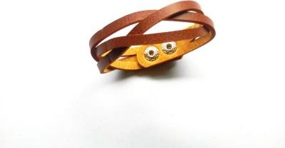 Uma Leather Bracelet