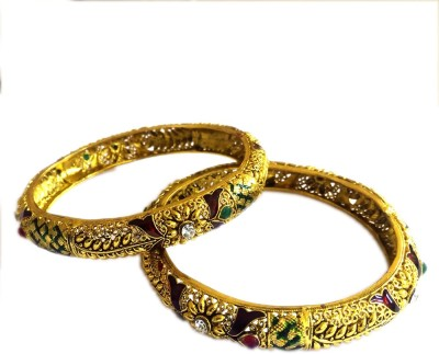 Vihana Arts Alloy Bangle Set