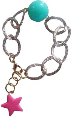 Addiction F ashion Metal Charm Bracelet