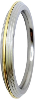 Men Style Stainless Steel Sterling Silver Kada
