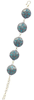 Pearls India Metal, Lac Bracelet