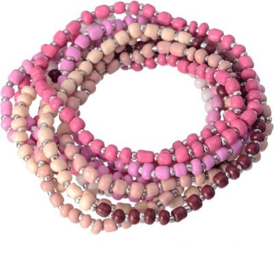Village Handicrafts Glass Bracelet Set