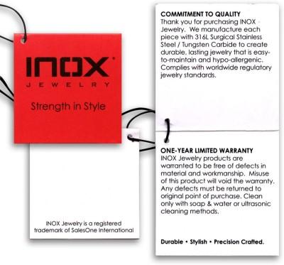 Inox Jewelry Titanium, Stainless Steel Bracelet