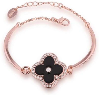 Aaishwarya Alloy Rose Gold Bracelet