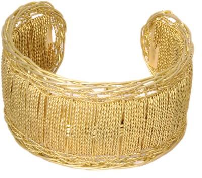 PeenZone Brass Yellow Gold Bracelet