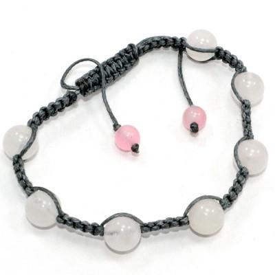 Silvesto India Stone Quartz Bracelet
