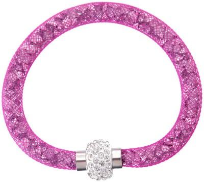 Glitz Alloy Charm Bracelet