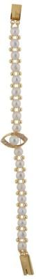 Classique Designer Jewellery Alloy Pearl Bracelet