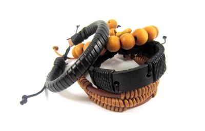 Streetsoul Leather Bracelet Set