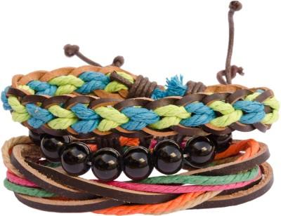 Foppish Mart Glass Beads Bracelet Set