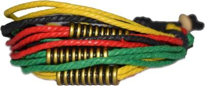 Tech Fashion Jute Bracelet