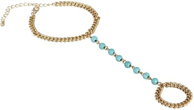 Aaishwarya Alloy Ring Bracelet
