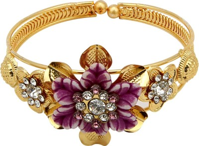 Payalwala Brass Yellow Gold Bracelet