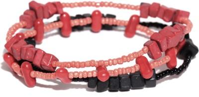 Kook N Keech Plastic Enamel Bracelet Set