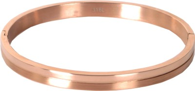 Zylo Stainless Steel Bangle at flipkart