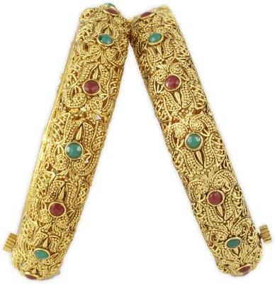 Karatcart Copper Bracelet Set