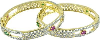 Paradise Brass Bracelet