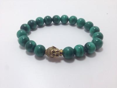 Navaratinam Stone Malachite Bracelet