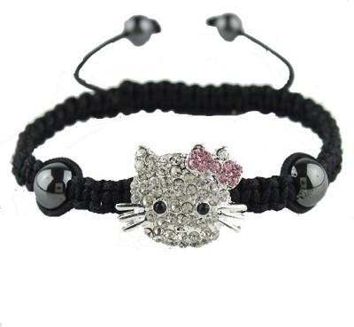 Amour Alloy Crystal Bracelet