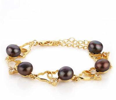 Nisa Pearls Mother of Pearl Bracelet
